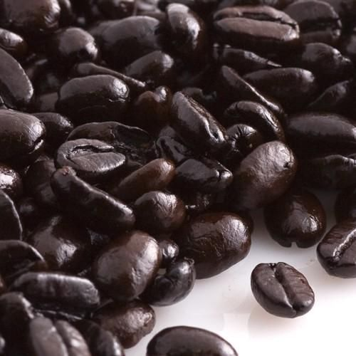 Dark Roasted Coffee Bean