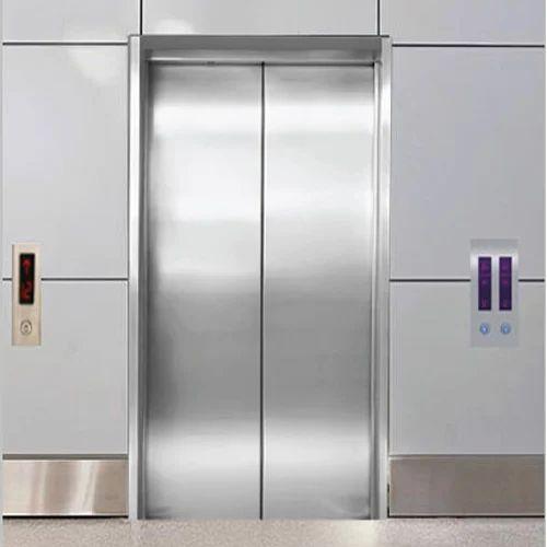 Elevator Door & Elevator Door SS Elevator Door Stainless Steel Lift Doors - V. K. ...