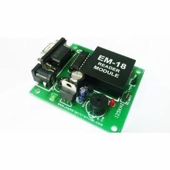 EM-18 RFID Reader With RS 232
