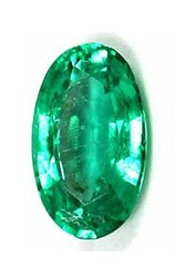 Panna Gemstone Natural Emerald Stone
