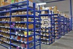 15 - 20 Ft Mild Steel Metal Storage Racks, For Warehouse