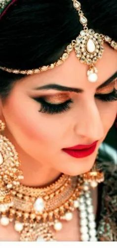 Hd Makeup Service Party Makeup Service Service Provider From Indore