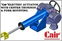 Electrical Actuators With Integral Starter
