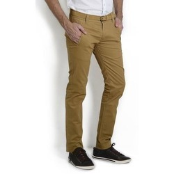 Plain Mens Cotton Casual Trouser, Size: Medium