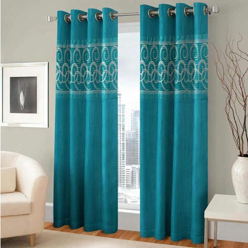 Jacquard Door Curtain