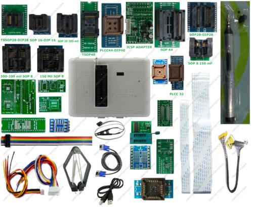Flash Device Programmer - RT809H EMMC NAND Flash Programmer