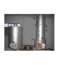 Automatic Cashew Nut Boiler