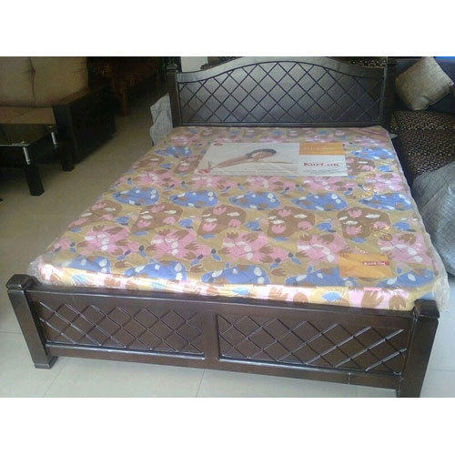 King Size Wooden Double Cot Bed, What Is The Average Cost Of A King Size Bed