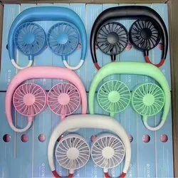 Wireless Neck Band Fan