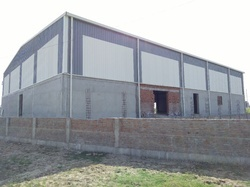 Pre Fabricated Industrial Building