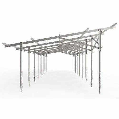 Dharmi Galvanizers, Rajkot - Manufacturer of Cable Tray and Solar