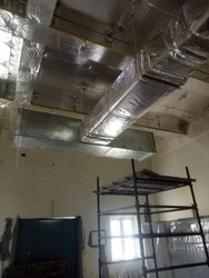 HVAC Air Duct, For Industrial Use