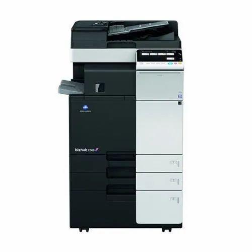 Bizhub C368 Konica Minolta Colour Photocopier Machine
