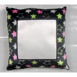 Cotton Printed Square Pillow