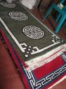 Tibetan Meditation Rug Gyadum, Size: 3x6 Feet