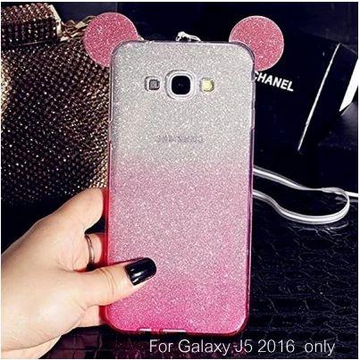 cover samsung j5 2016 glitter