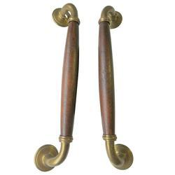 Brass Door Pull Handles