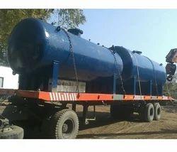 MS Horizontal Tank
