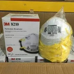 Disposable 3M 8210 N95 mask