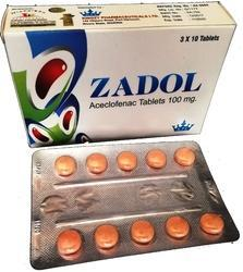 Aceclofenac Tablets