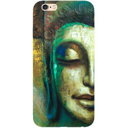 Multicolor Soft TPU Buddha Printed Mobile Back Cover, Packaging Type: Box