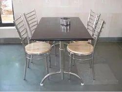4 Seater Cafe Set