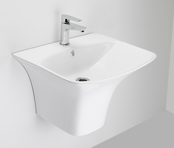 Compact Grandeur Looking Wash Basins