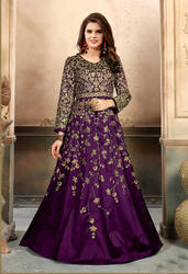 Heavy Designer Gown-Anarkali Salwar Suit