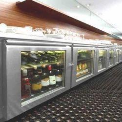 Bar Display Counter