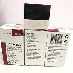 Remicade 100mg 1s (TR)