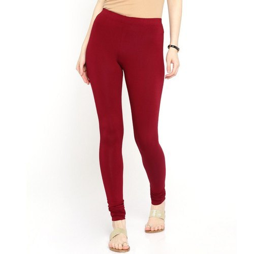 Ruchika Ladies Casual Cotton Churidar Leggings