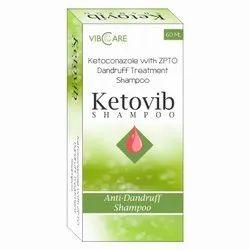 Ketoconazole with Zpto Dandruff Treatment Shampoo