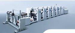 Prakash Mild Steel Paper Bag Flexo Printing Machine