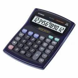 Black WD220MS-BU Casio Calculator