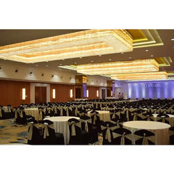 Banquet Hall Customized Chandeliers