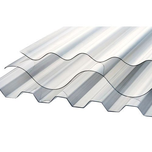 Transparent Polycarbonate Roofing Sheet