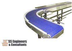 Modular Conveying system