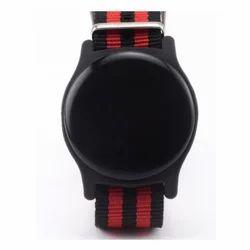 Round Digital Watch