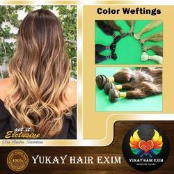 Colored Wefting Hair
