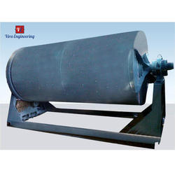 Mild Steel Batch Type Ball Mill for Industrial