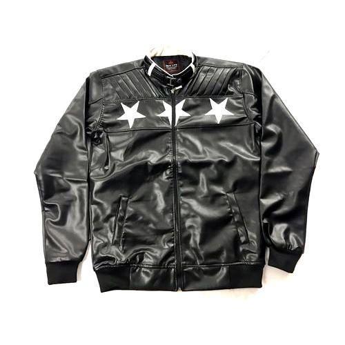 Designer Leather Clothing   Mens Designer Leather Jacket Gents Designer Jackets Purushon Ki
