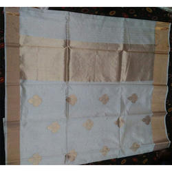 Silk Dupatta Natural 3500