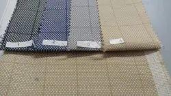 Havana Check Fabric, GSM: 100-150