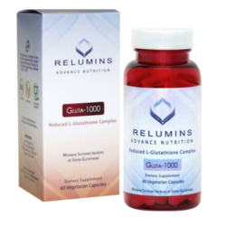 Relumins Advanced L Glutathione Dietary Capsules