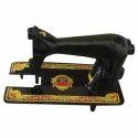 Polished Iron Sewing Machine Body