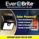 Motion Sensor Outdoor/indoor Bright Led Lamp -- Waterproof