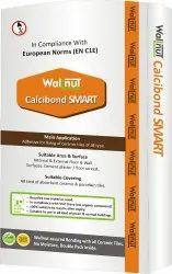 Wallnut Calcibond Smart Tile Adhesive, Packaging Size: 20 Kg