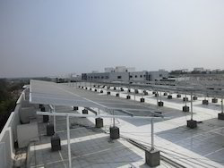 1 Mega Watts  solar Module Mounting Structure in roof top