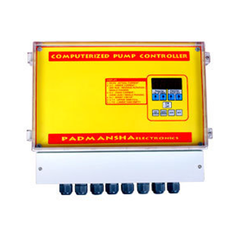 1 Hp To 10 Hp Single Phase And Three Phase Control Panel For Sewerage Pump, Padmansha