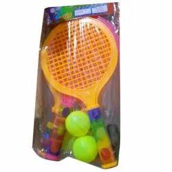 Plastic Kids Tennis Racket, Rs 25 /piece VS Sports | ID: 21276022097